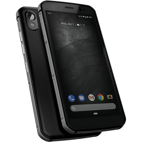Cat s52 negro móvil resistente 4g dual sim 5.65'' ips hd+/8core/64gb/4gb ram/12mp/8mp
