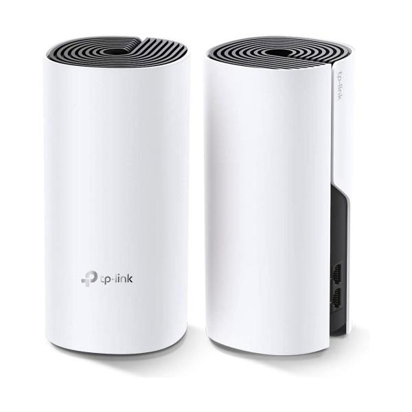 Tp-link ac1200 deco e4 v1 2-pack sistema wi-fi mesh para toda la casa