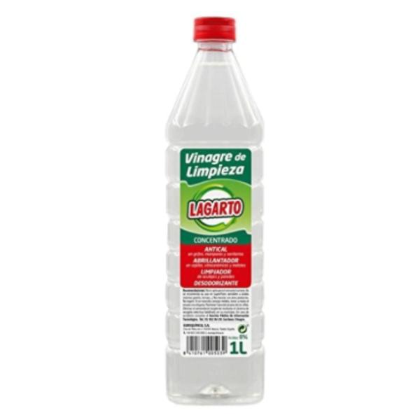 Lagarto vinagre de limpieza 1L
