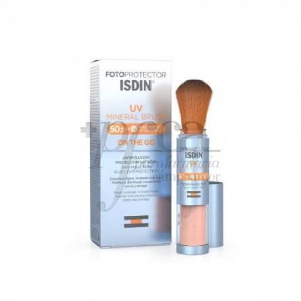 ISDIN UV MINERAL BRUSH SPF50+ 2G