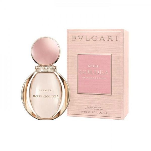 Bvlgari rose goldea eau de parfum 50ml vaporizador