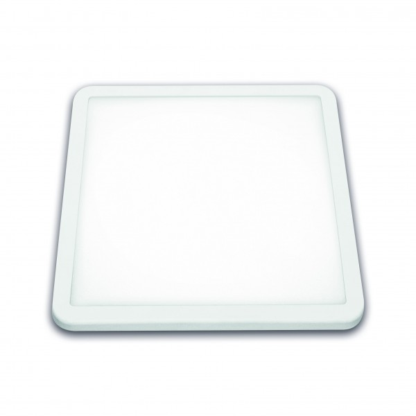 Downlight led ajustable cua.blanco 30w.n