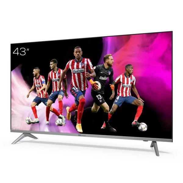 Td systems k43dlj12us televisor 43'' lcd direct led 4k hdmi usb ci+ dolby digital plus