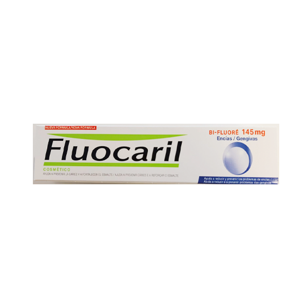 FLUOCARIL BI-FLUORE 145 MG ENCIAS 75 ML