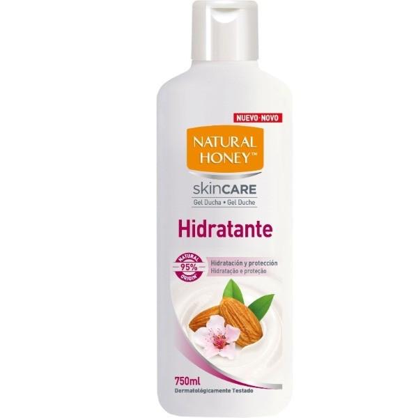 Natural Honey gel de ducha Hidratante Origen Vegetal 750 ml