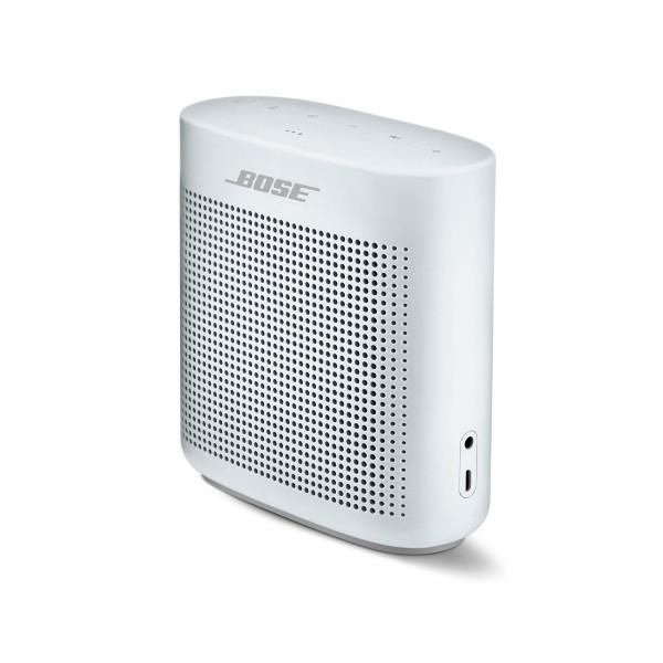 Bose soundlink color serie ii polar wh altavoz inalámbrico bluetooth sonido de alta calidad