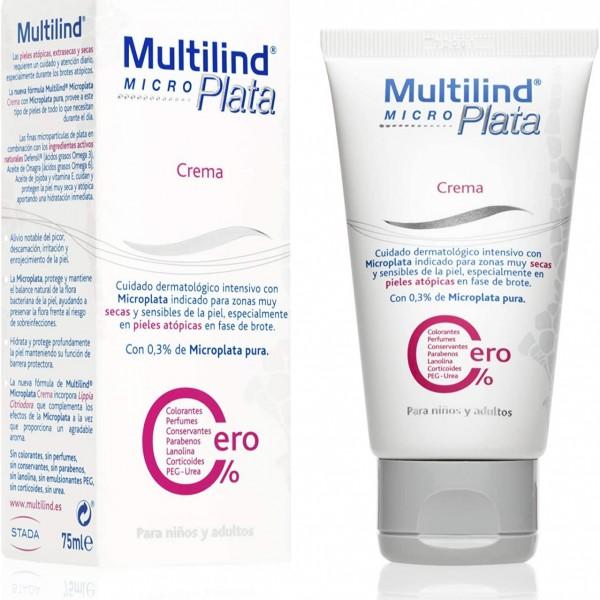 MULTILIND MICROPLATA CREMA 0,3% 75 ML