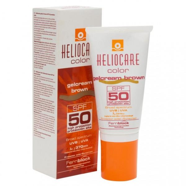 HELIOCARE COLOR GELCREMA BROWN 50 ML