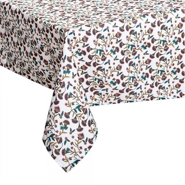 Mantel antimanchas rectangular gypsy 240x140cm