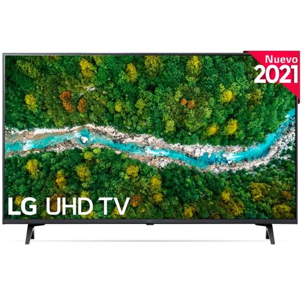 Lg 75up76706lb televisor smart tv 75'' uhd 4k hdr